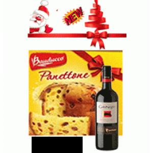 Wine & Bauducco Panettone